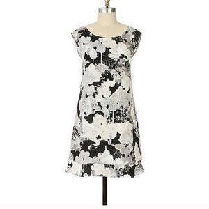 Moulinette Soeurs Woodlands Silk Shift Dress Sz 4